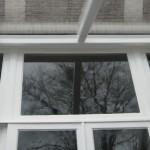 Glaswerk: Schilder Katwijk